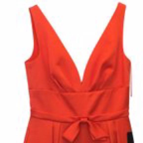 52c61aadaf70 Escada Dresses | Coral Red Dress Size 8 M Nwt | Poshmark